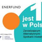 EnerFund jako pierwszy w Polsce zarejestrowaną ZASI